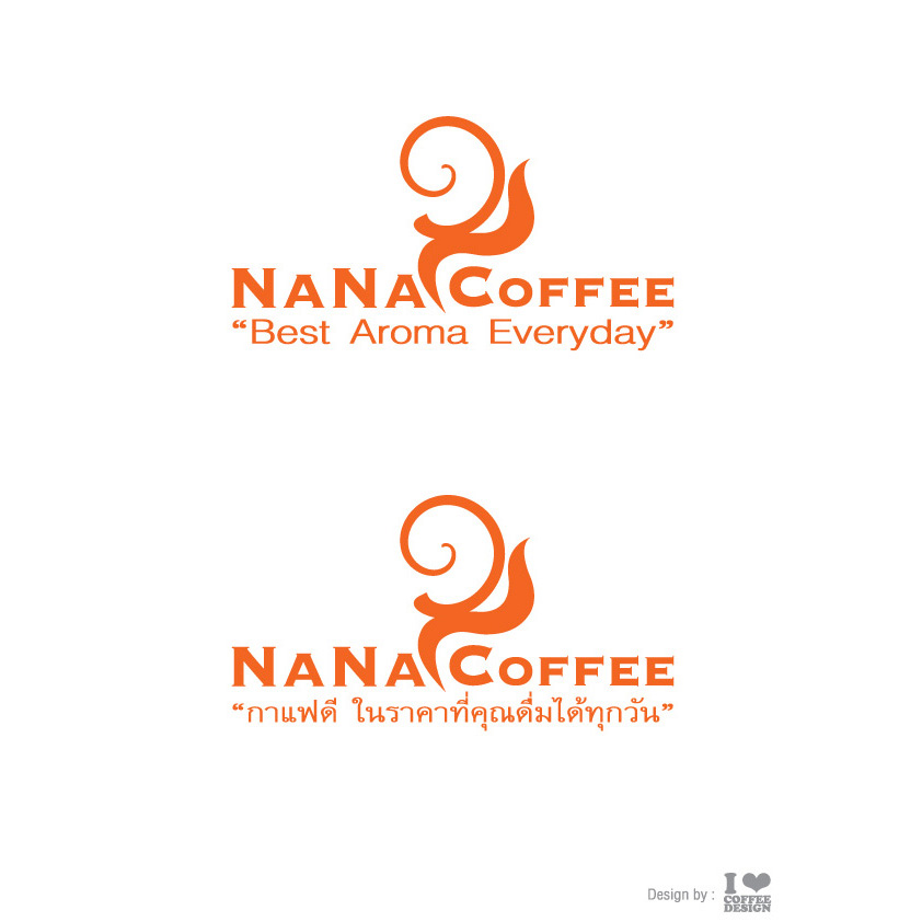 NANA coffee Logo