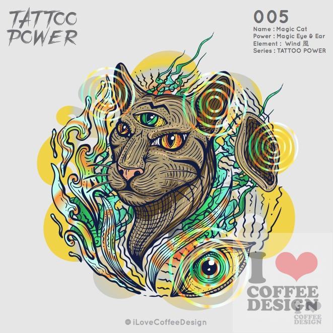 Magic Cat 005