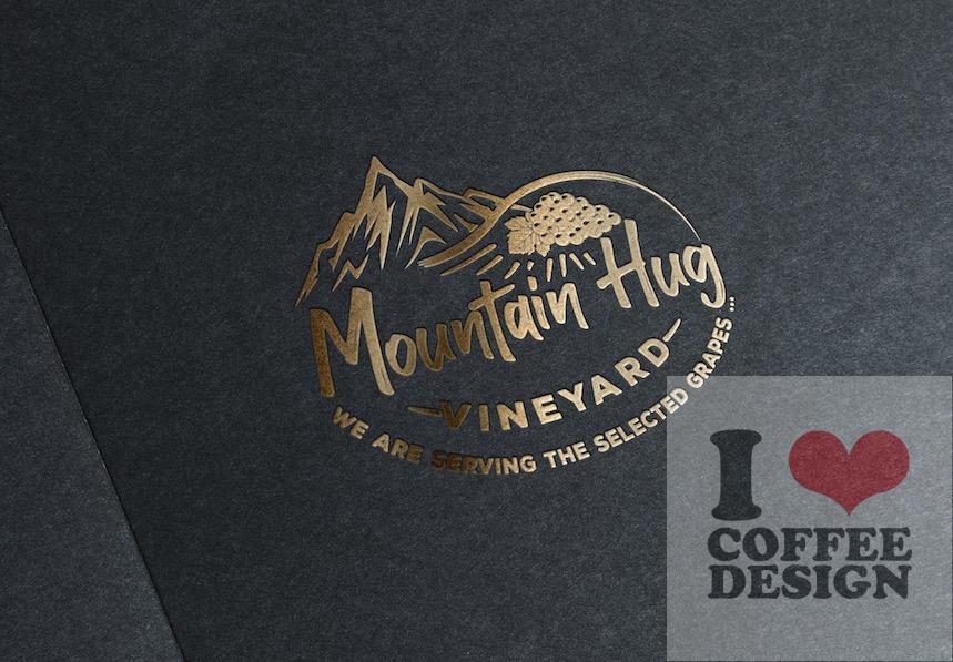 Mountain Hug Vineyard logo