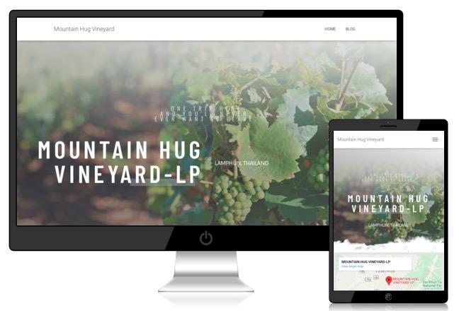 mountain hug vineyard